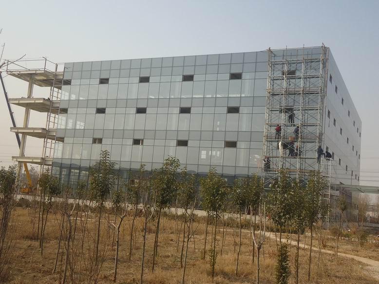 玻璃幕墙维修应要注意的事项