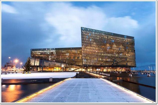 中东幕墙追寻科技改变-冰岛歌剧院玻璃幕墙闪耀欧洲