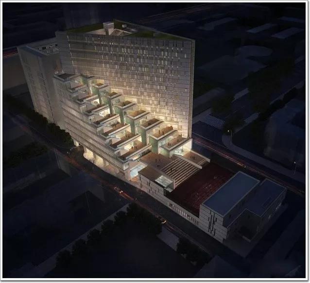 石材幕墙防雷设计_高层建筑单元式幕墙工程监理控制