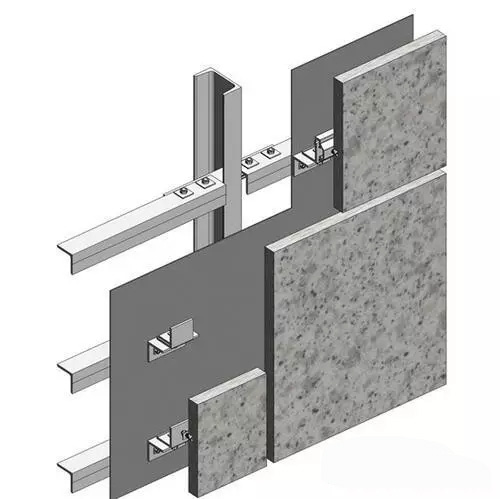 石材幕墙安装的3个方法,超实用!