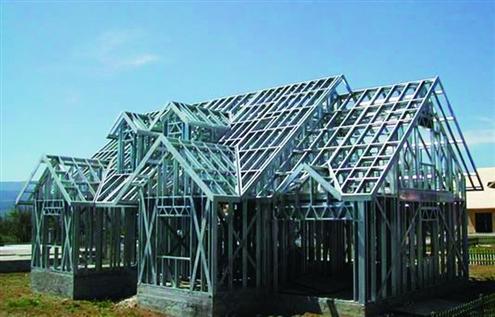 【中东幕墙】钢结构的发展历程