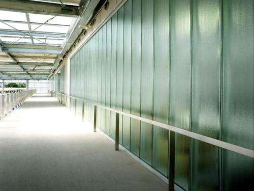 U型玻璃幕墙有哪些优点,应用在什么地方?【中东幕墙】
