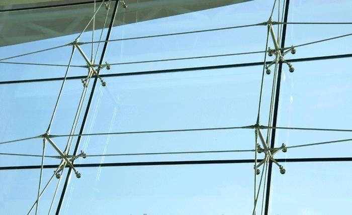 关于点支式玻璃幕墙的好处在哪里你们了解吗「中东幕墙」