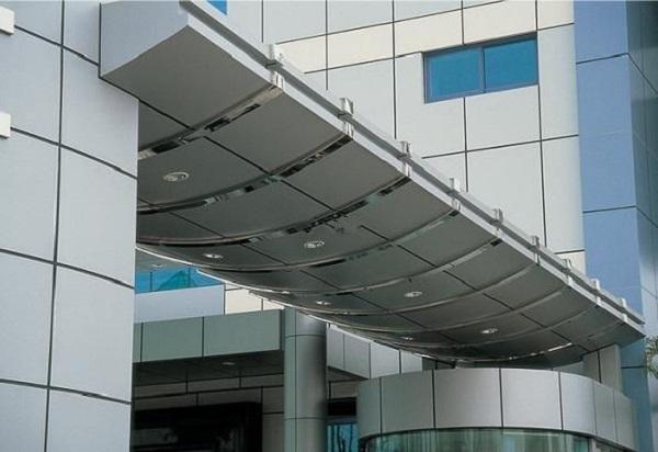 铝单板幕墙-中东幕墙
