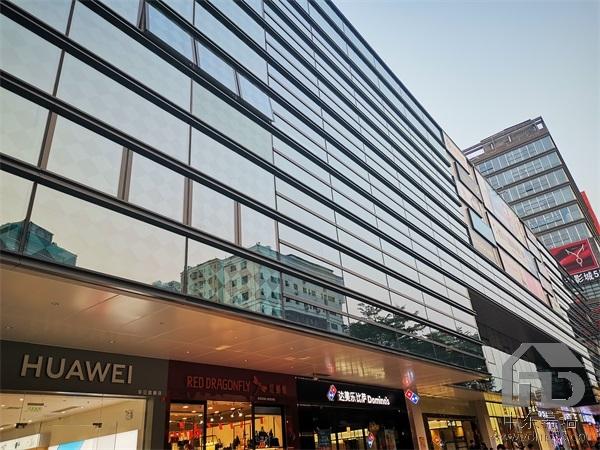 深圳新安隐框玻璃幕墙公司-中东幕墙