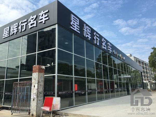 深圳沙井全皮玻璃幕墙安装公司