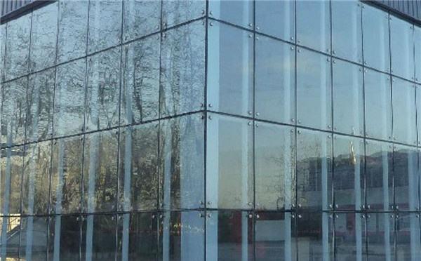 深圳西乡全玻璃幕墙安装价格
