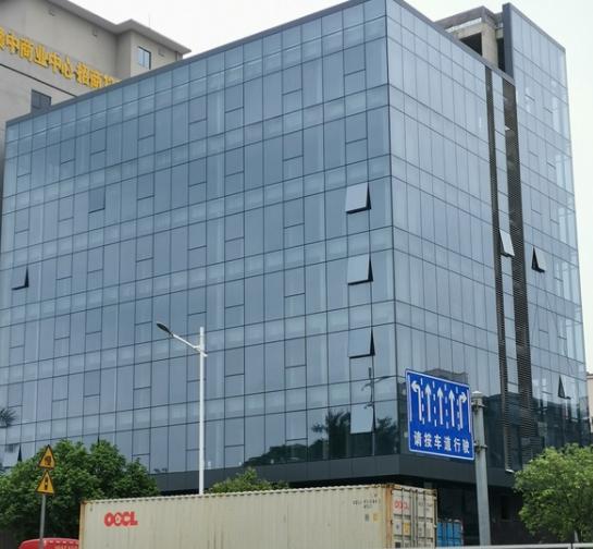 深圳福永隐框玻璃幕墙安装费用