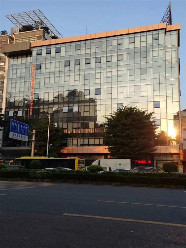 隐框玻璃幕墙施工公司-中东幕墙
