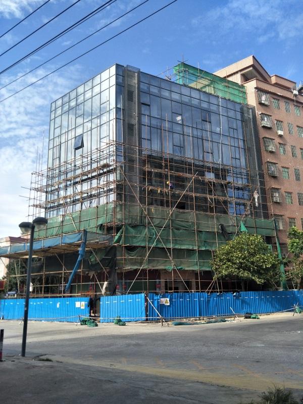 幕墙工程公司-25年专注幕墙工程建设