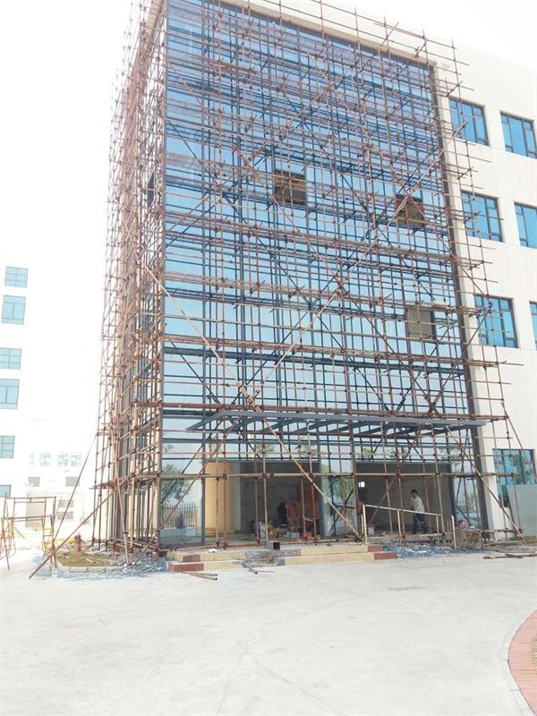 深圳幕墙公司是深圳本地想做幕墙公司的优选