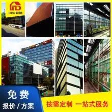 广东深圳玻璃幕墙公司_25年专注幕墙设计 幕墙施工一站式