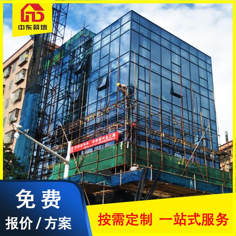 广东深圳幕墙报价_幕墙设计|幕墙施工_幕墙公司
