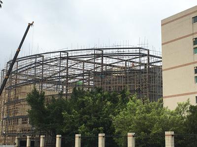 厂房钢结构扩建工程