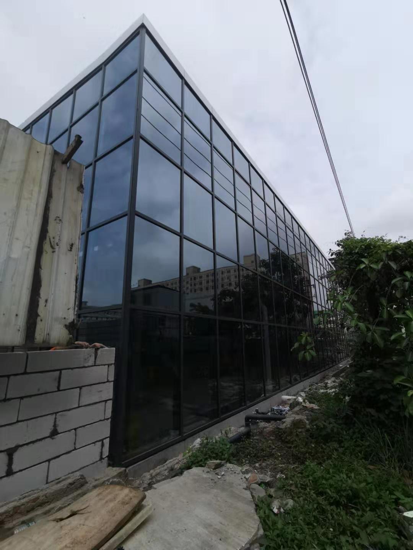 深圳福永大族激光智能装配集团生产基地幕墙工程