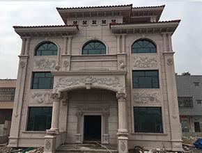 惠州石材幕墙别墅